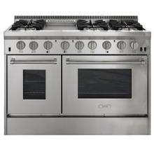 """Product Image - 48"""" with Griddle AGA and Marvel > Feed"""