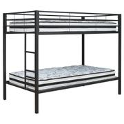 Broshard Twin Over Twin Metal Bunk Bed Product Image