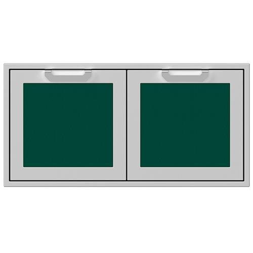 """Hestan - 42"""" Hestan Outdoor Double Access Doors - AGAD Series - Grove"""