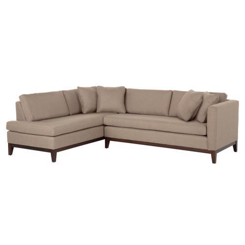 Gallery - Fairmont Sectional LHF 2340 Chaise & RHF 2339 Sofa
