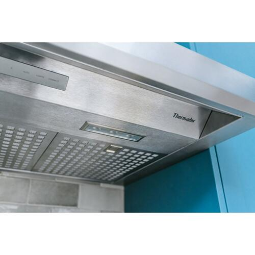 Low-Profile Wall Hood 36'' Stainless Steel HMWB361WS