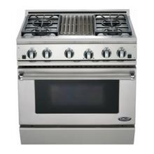"36"" All Gas, 4 Burner, Grill"