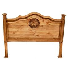 Roma Full Headboard W/ Star