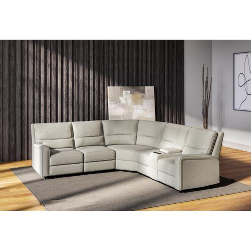 Emerald Home Furnishings - Power 3-seat Reclining Sectional