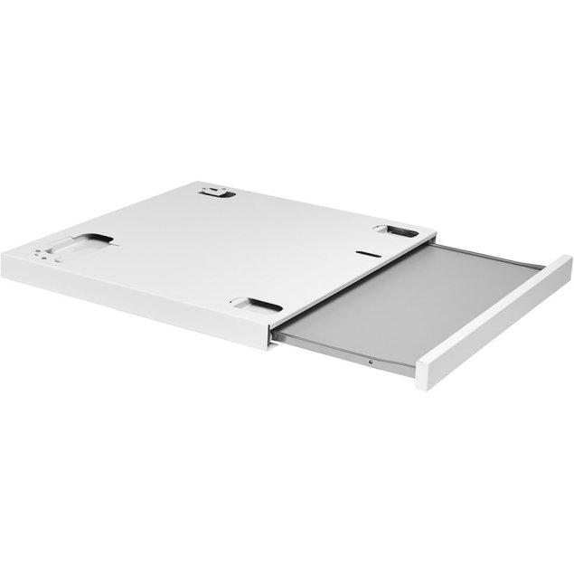 Asko Single Shelf - White