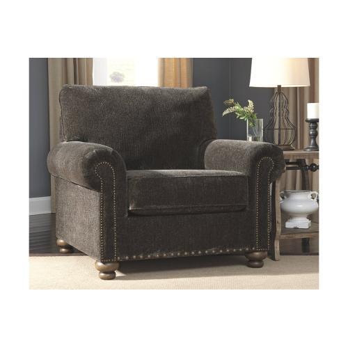Stracelen Chair Sable