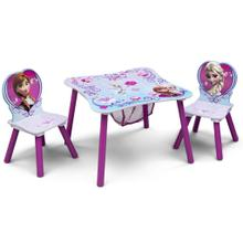 Frozen Table & Chair Set with Storage - Frozen (1089)