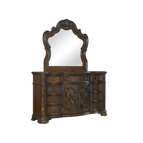 Royale Dresser/Mirror