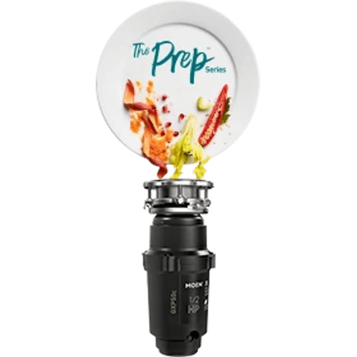 Prep Series 1/2 Horsepower Garbage Disposal