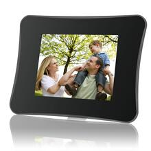 8 inch Digital Photo Frame with Multimedia Playback and 1GB Built-in Memory