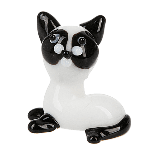 Miniature World - Siamese Cat