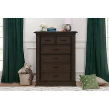 Brownstone Rhodes 6-Drawer Tall Chest