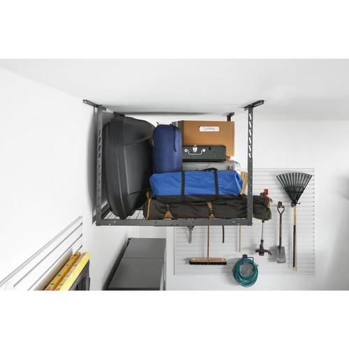 Gladiator - Overhead GearLoft™ Storage Rack 4 x 4