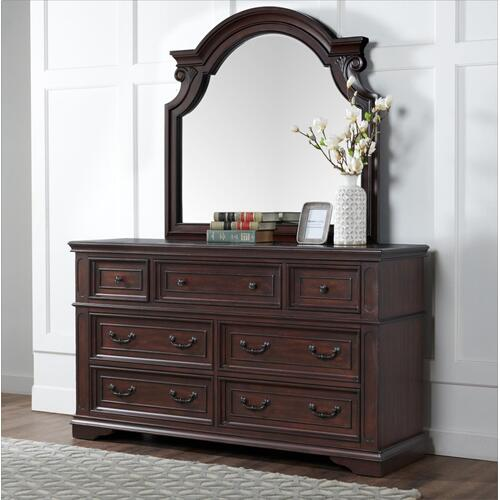 Dresser - Mahogany