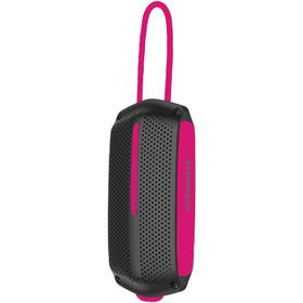 Wave Water-Resistant Bluetooth® Speaker (Black/Pink)