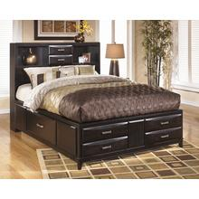Ashley King Bed w/ Storage