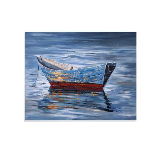 Drifting Boat
