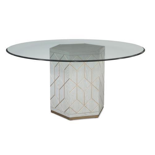 Bassett Mirror Company - Perrine Dining Pedestal Base