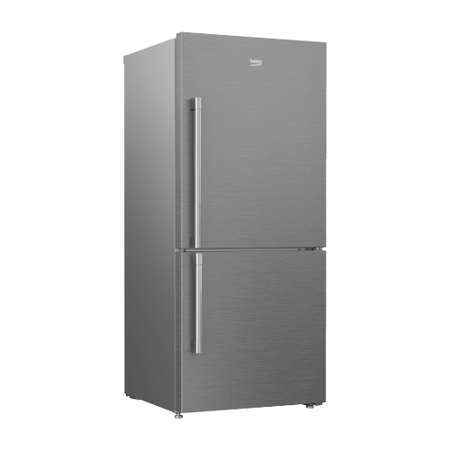 "30"" Freezer Bottom Stainless Steel Refrigerator with Auto Ice Maker"