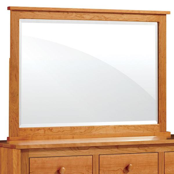 See Details - Shaker Mule Chest Mirror