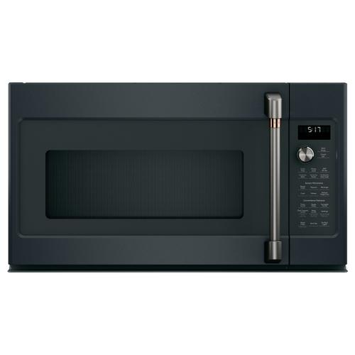 Cafe - Café™ 1.7 Cu. Ft. Convection Over-the-Range Microwave Oven