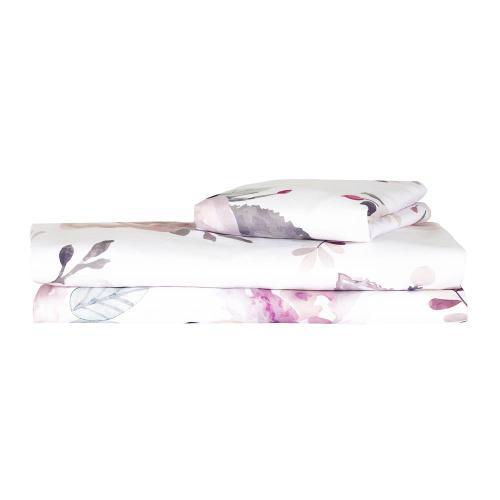 Duvet Cover Watercolor Floral - 39''