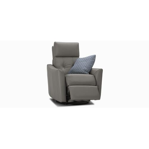 Valence Swivel rocking motion chair 043