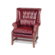Hamilton Library Wing Chair