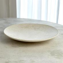 Bubble Platter-Ivory