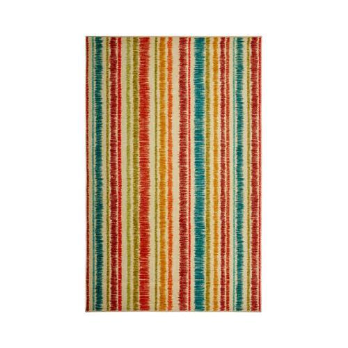 Mohawk - Spice Stripes, Multi- Rectangle