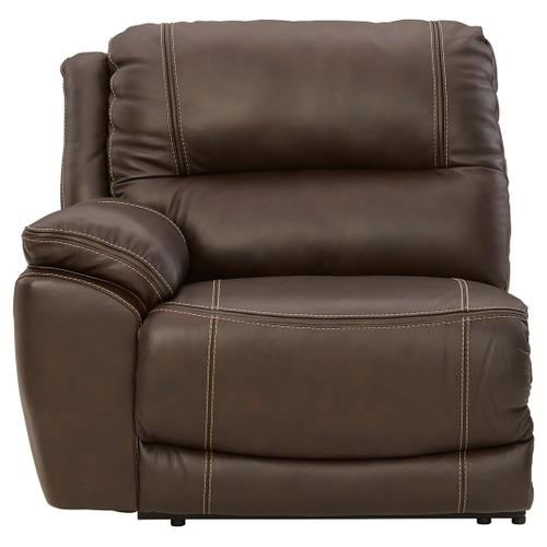 Dunleith Left-arm Facing Power Recliner