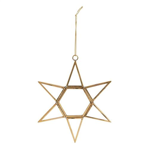"7"" Guiding Star Ornament"