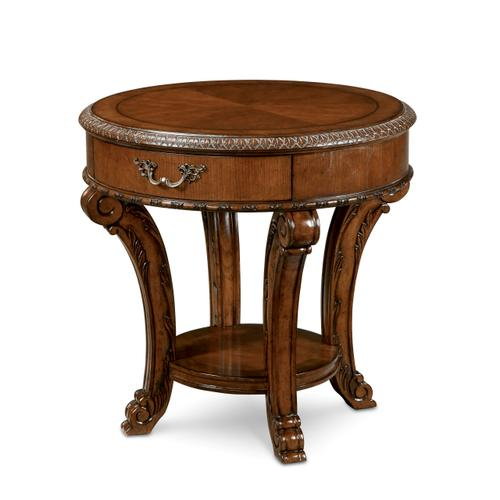 A.R.T. Furniture - Old World Round End Table