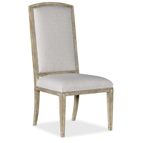 Castella Upholstered Side Chair - 2 per carton/price ea