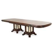 Rectangular Wood Dining Table (3 pc)