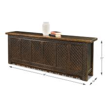 Persian Black Sideboard