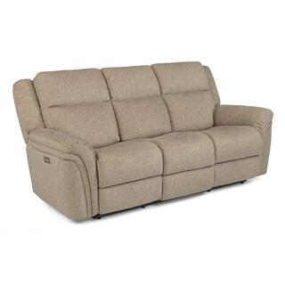 Silas Power Reclining Sofa with Power Headrests