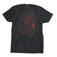 The First Name T-Shirt - Charcoal - Small