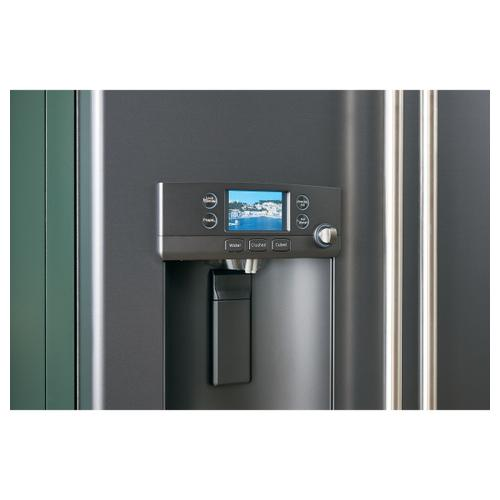 Café ENERGY STAR® 27.8 Cu. Ft. Smart French-Door Refrigerator with Keurig® K-Cup® Brewing System
