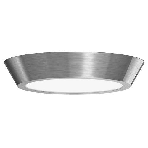 "Sonneman - A Way of Light - Oculus LED Surface Mount [Size=16"", Color/Finish=Satin Nickel]"