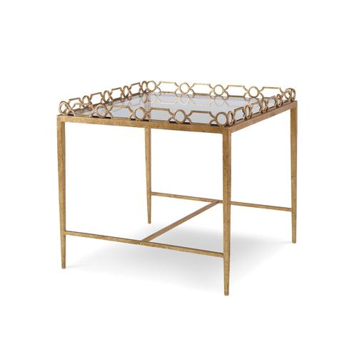 Maitland-Smith - REGENT CHAIRSIDE TABLE