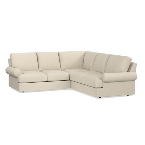 Bassett Furniture - Bryant L-Shaped Sectional