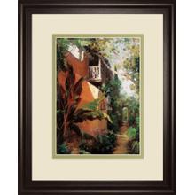 """Carmino Hermoso"" By Hali Framed Print Wall Art"