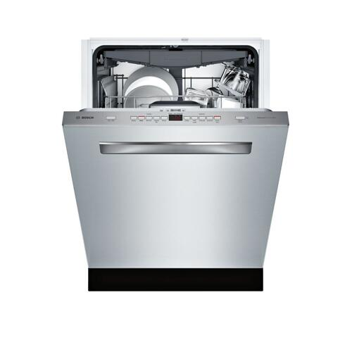 500 Series Dishwasher 24'' Stainless steel SHPM65W55N