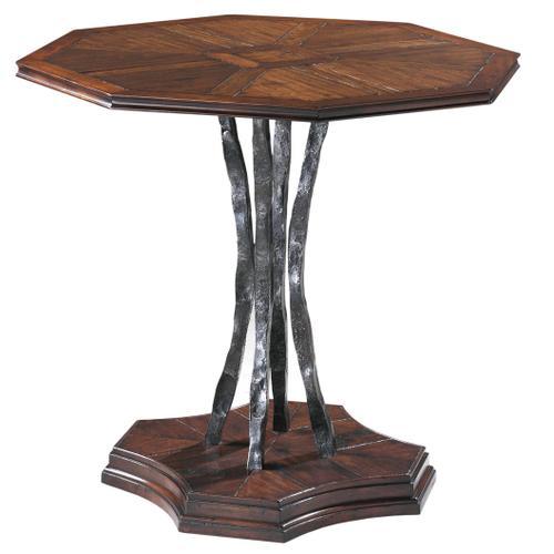 Maitland-Smith - TOTH OCTAGONAL LAMP TABLE
