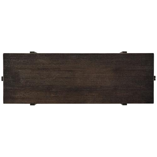 Signature Design By Ashley - Drewing Sofa/console Table
