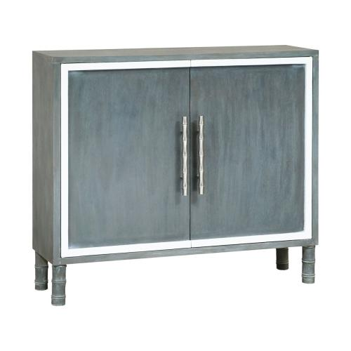 Ambrosia 2-door Cabinet In Gray
