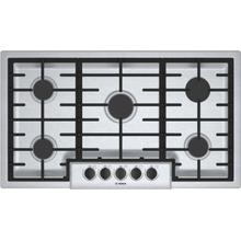 See Details - 500 Series Gas Cooktop 36'' Stainless steel NGM5656UC