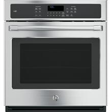 """View Product - GE Cafe™ Series 27"""" Built-In Single Convection Wall Oven"""
