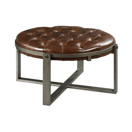 Hammary - Round Cocktail Table